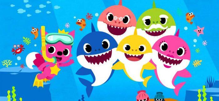 """""""Baby Shark"""" schwimmt an die Spitze von YouTube"""