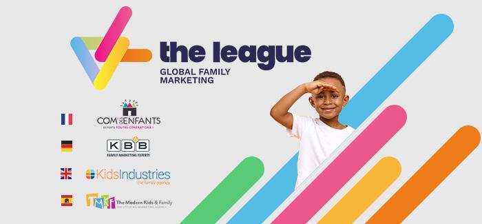 The League – Zusammenschluss von vier europäischen Agenturen für Kinder- und Familienmarketing