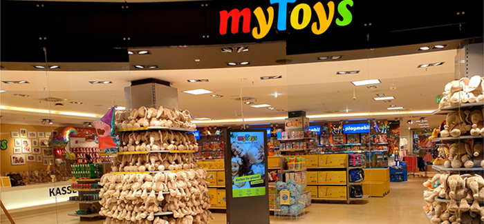 myToys eröffnet eine stationäre Filiale in Dresden