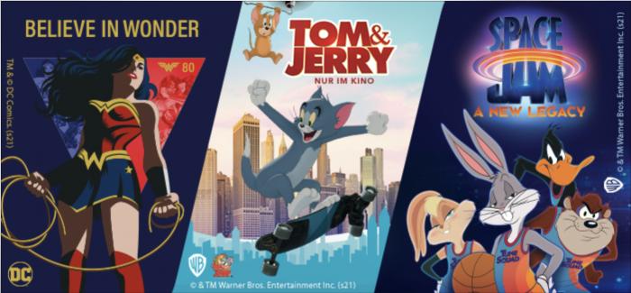Warner Bros.: Neuer Content, bekannte Helden, starke Lizenzen