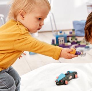 Spielend lernen: siku setzt mit Toddys auf Kindergarten-Marketing