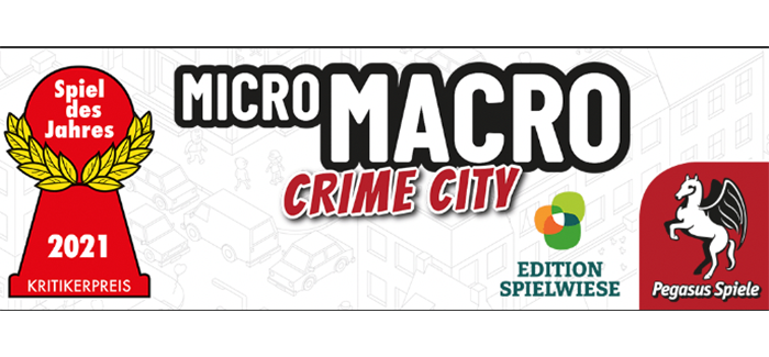 """""""Micro Macro: Crime City"""" von Johannes Sich ist das Spiel des Jahres 2021"""
