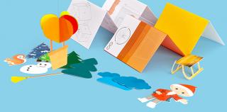 Neuer Sandmännchen-Bastel-Adventskalender vom FRANZIS Verlag