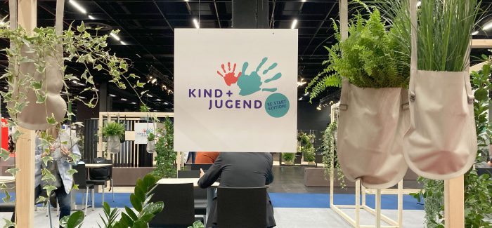 What a show: Kind + Jugend RE-START